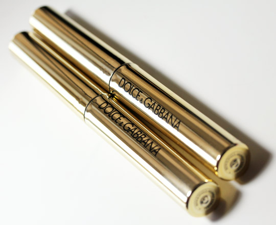 dolce gabbana perfect finish concealer packaging