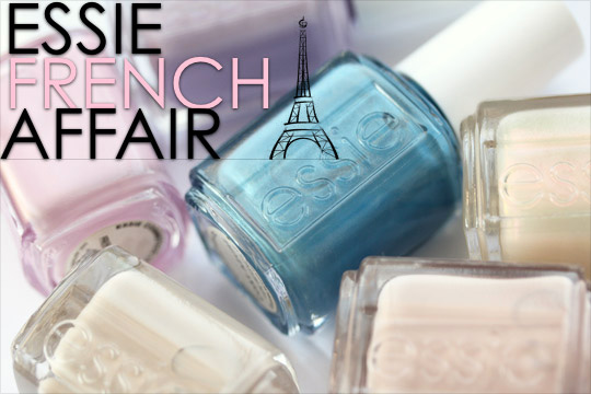 Essie French Affair