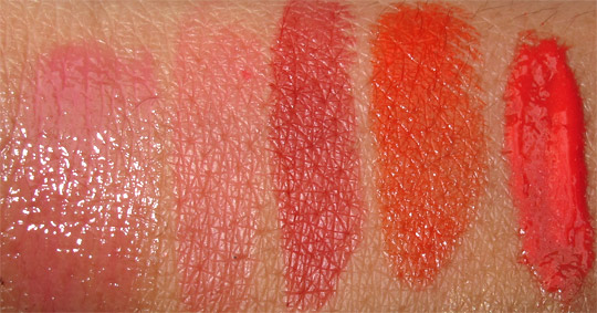 givenchy naivement couture swatches