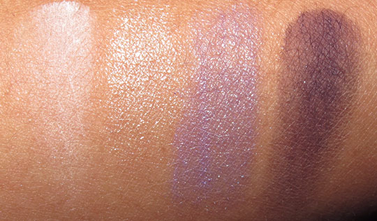 I'm Swatching You, Lancome Ultra Lavande...