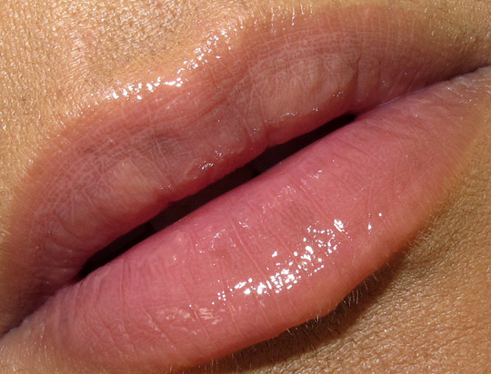 mac cremesheen glass in deelight