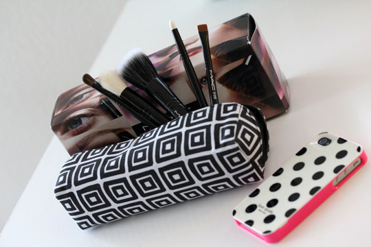 mac packed to go 5 shape perfect brushes 3
