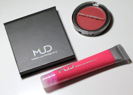 Make-Up Designory Love at First Sight Kit Product Photos and Swatches