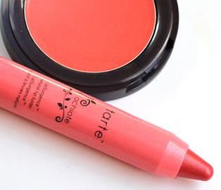 Tarte Achiote Cheek Tint and Lip Luster Duo