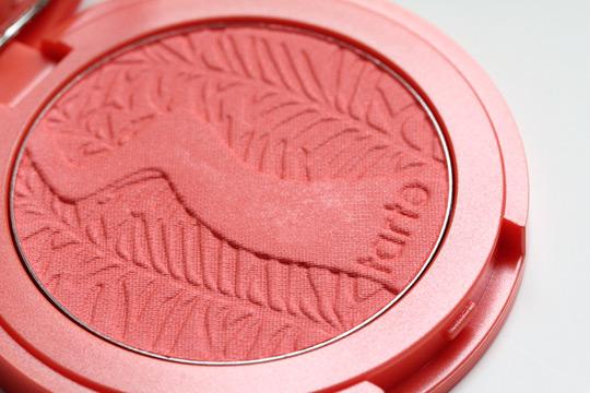 tarte amazonian clay blush tipsy