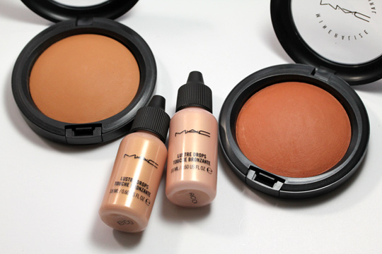 MAC Bronze Everyday all