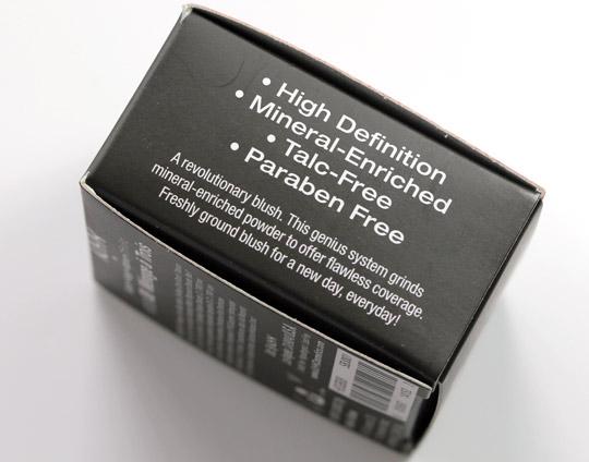 NYX HD Studio Photogenic Grinding Blush box