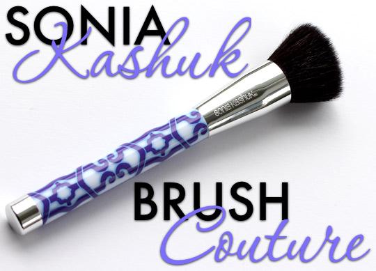Sonia Kashuk Brush Couture Flat Top Multipurpose Blush Powder Brush