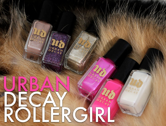 urban decay rollergirl nail kit