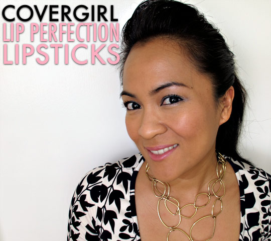 Cover Girl Lip Perfection Lipstick