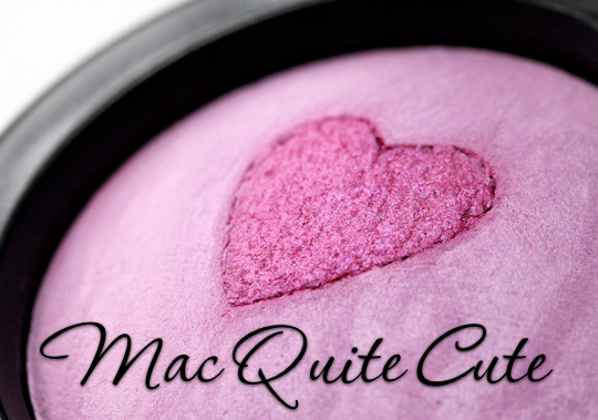 mac quite cute