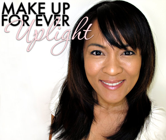 make up for ever uplight review
