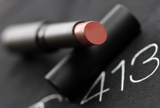 nars 413 bleecker pure matte lipstick closeup product photo