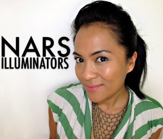 I've Taken a Shine to These New NARS Illuminators - Makeup