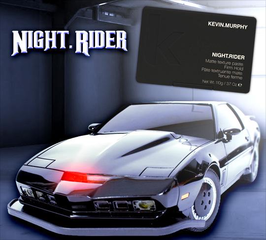 Kevin Murphy: Night Rider