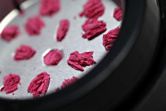 nyx hd grinding blush english rose