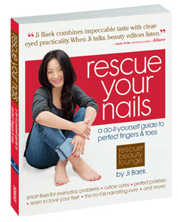 Rescue Your Nails, by Ji Baek