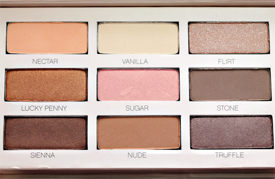 smashbox softbox eye palette shadows