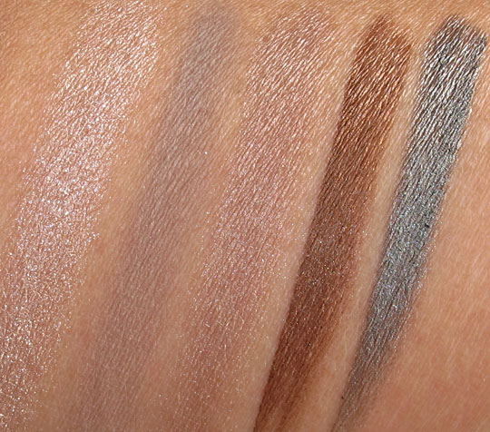 smashbox softbox eye palette swatches