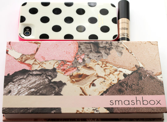 smashbox softbox eye palette