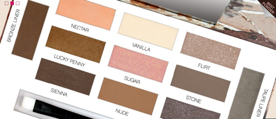 smashbox softbox eyeshadow palette