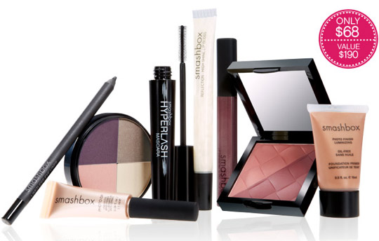 smashbox softbox sultry sweet set
