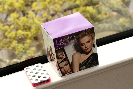 smashbox sultry sweet glambox box