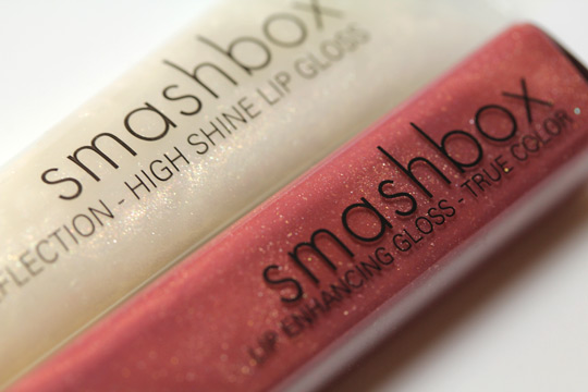 smashbox sultry sweet glambox glosses
