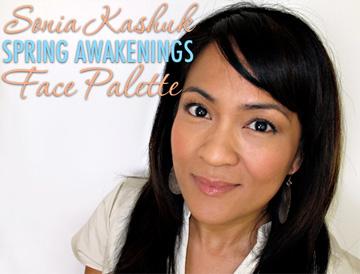 Sonia Kashuk Spring Awakening Palette