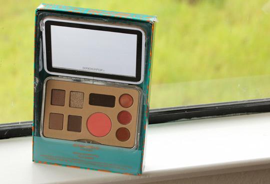 sonia kashuk spring awakenings face palette in box