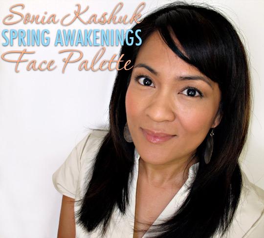 sonia kashuk spring awakenings face palette