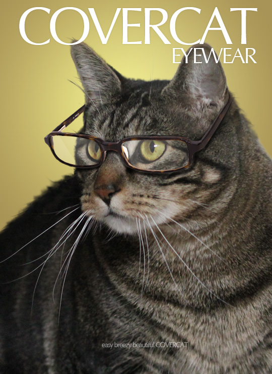 Tabs for Covercat Eyewear