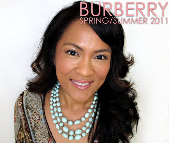 Burberry beauty spring summer 2011 2