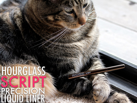 Hourglass Script Precision Liquid Liner