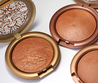 Urban Decay Baked Bronzers for Face and Body