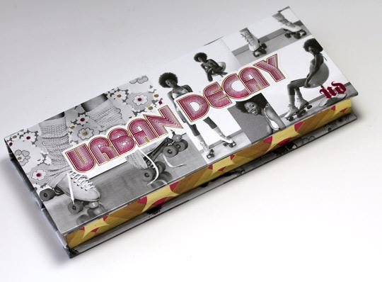 Urban Decay Rollergirl Palette palette