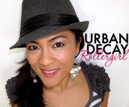 Urban Decay Rollergirl Palette