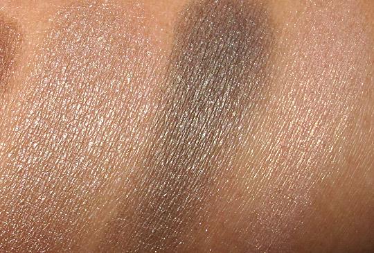 benefit velvet eyeshadow swatches