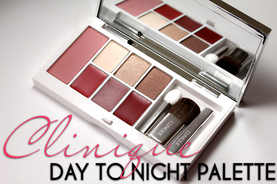 clinique day to night palette