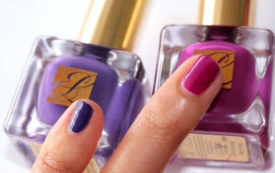 estee lauder pure color nail lacquer
