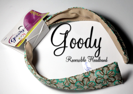 Goody Reversible Headband