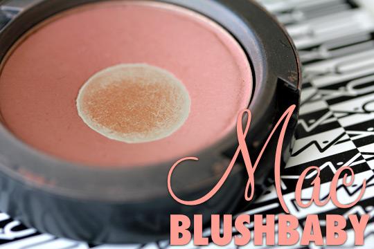mac blushbaby