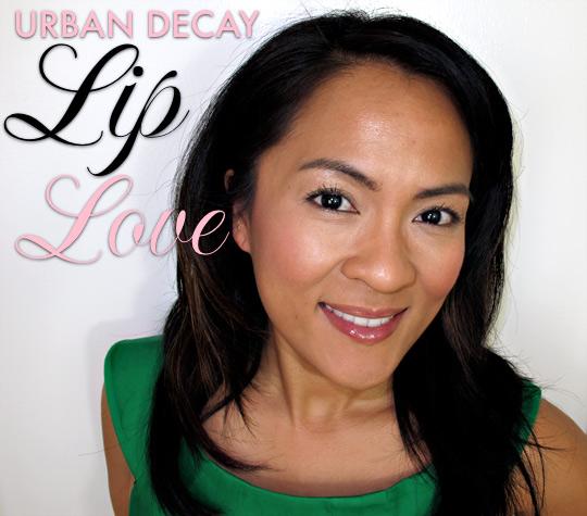 urban decay lip love