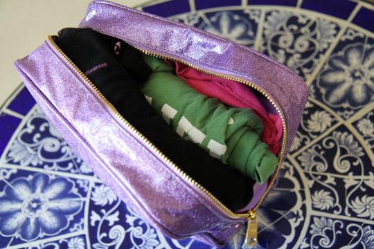 urban decay quinceanera makeup bag