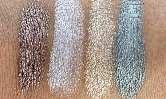 Foiled Again The Bare Minerals High Shine Eyecolors
