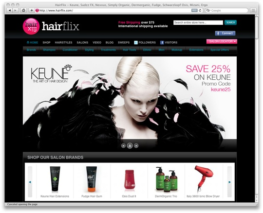 HairFlix