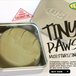 Tabs for the Lush Tiny Paws Moisturizing Bar