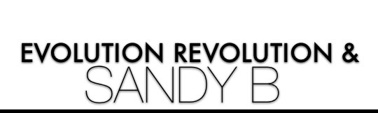 mac evolution revolution lipglass Sandy B