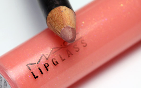 mac evolution revolution lipglass Subculture