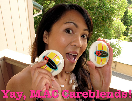 mac surf baby careblends review